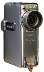 Canon TX1