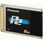 Panasonic P2 Card