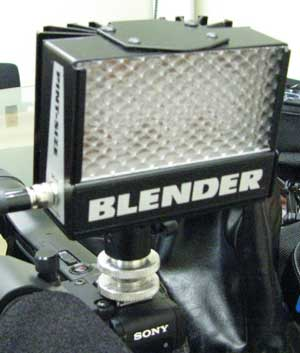 Blender LED light