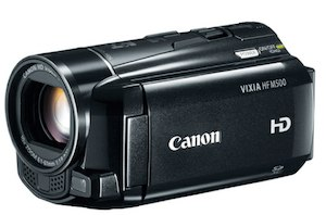 Canon VIXIA-300px