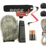 Two entry-level, versatile, compact, sound recording kits for your consideration
